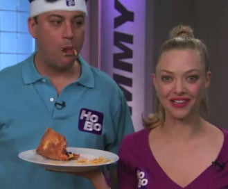 Video of Jimmy Kimmel's Jim-Miracle Diet With Scarlett Johansson, Jessica Biel, January Jones, Amanda Seyfried and More