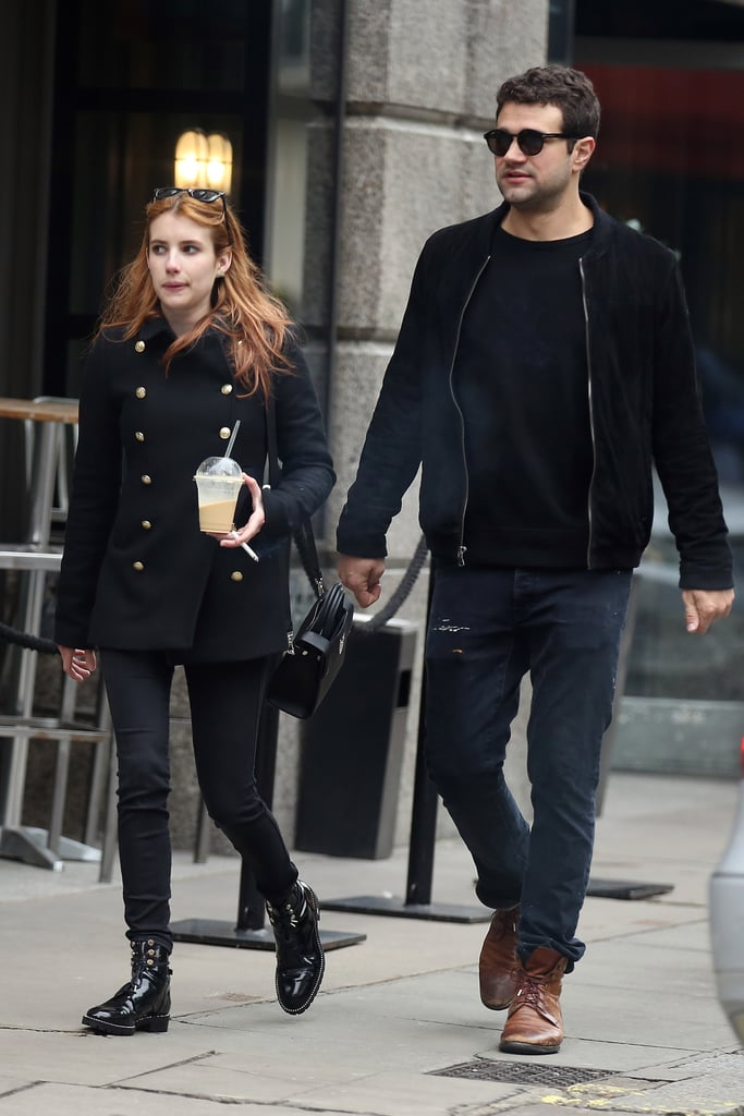 Emma Roberts & Evan Peters: Dating! (Exclusive): Photo 2688383 ...