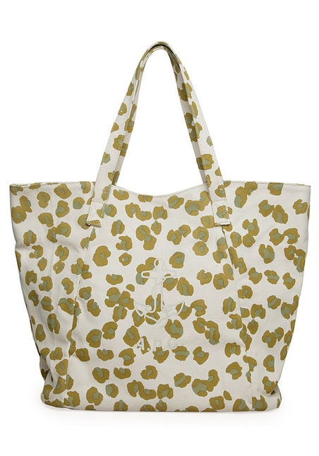 The Eco-Chic Canvas Tote