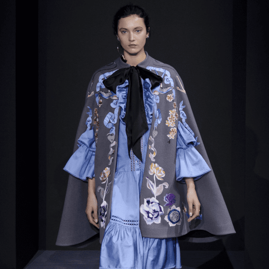 Temperley Autumn/Winter 2016 at London Fashion Week