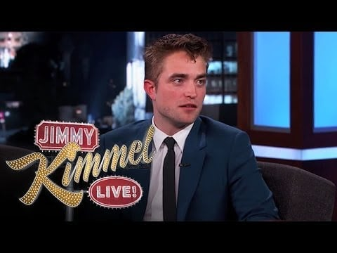 Rob on Filming The Rover