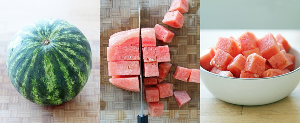 How to Cut Up a Watermelon, in Pictures