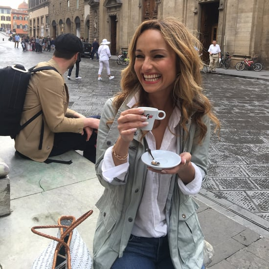 A Day in the Life of Giada De Laurentiis