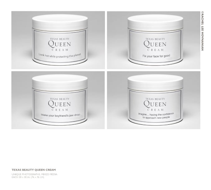 Texas Beauty Queen Cream
