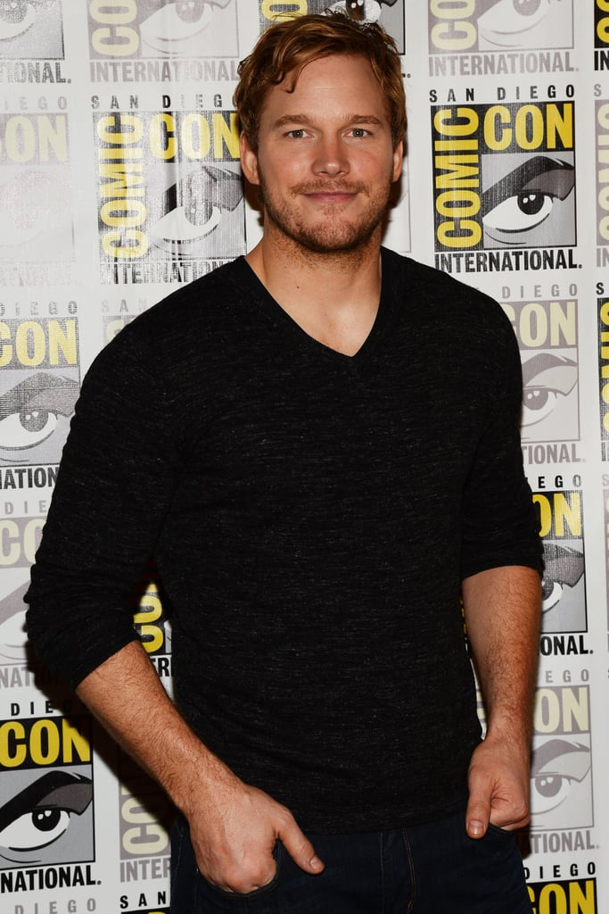 Chris Pratt is in talks for Jurassic World as the male lead. He would be joining Bryce Dallas Howard, Nick Robinson, and Ty Simpkins in the 3D sequel.
