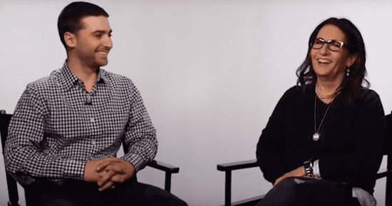 Bobbi Brown's Son Gets Her To Reveal The One Thing She Wishes She'd Done Differently