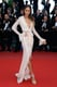 Joan Smalls in Emilio Pucci at the Cannes premiere of Cleopatra.