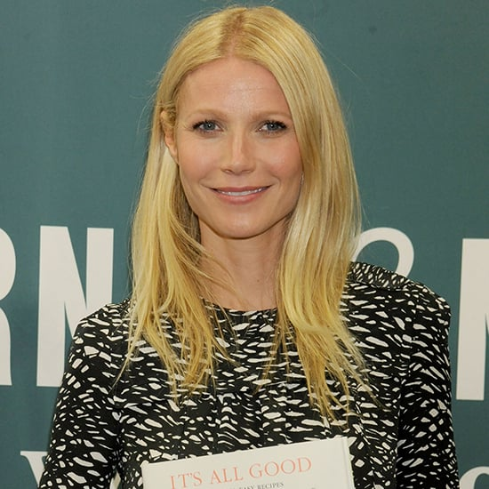 See Gwyneth Paltrow's Book-Signing Style