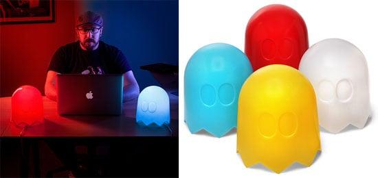 Pac-Man Ghost Desk Lamp