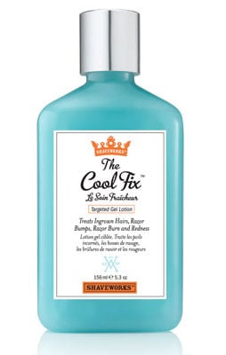 Review of The Cool Fix by Shaveworks