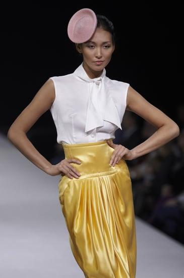 Moscow Fashion Week: Valentin Yudashkin Spring 2009
