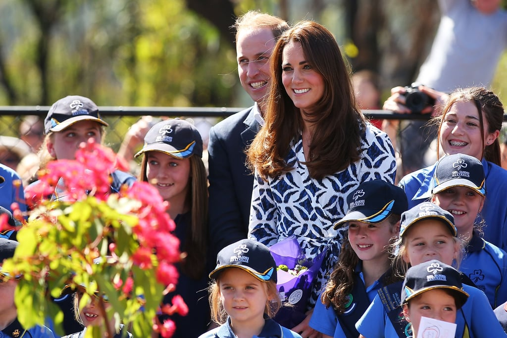 Kate Middleton and Prince William Head For the Hills