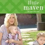 Tori Spelling Little Maven