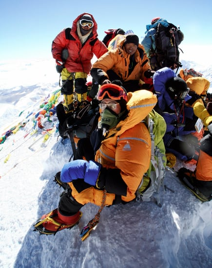Mt. Everest Cleans Up a Dirty Little Secret
