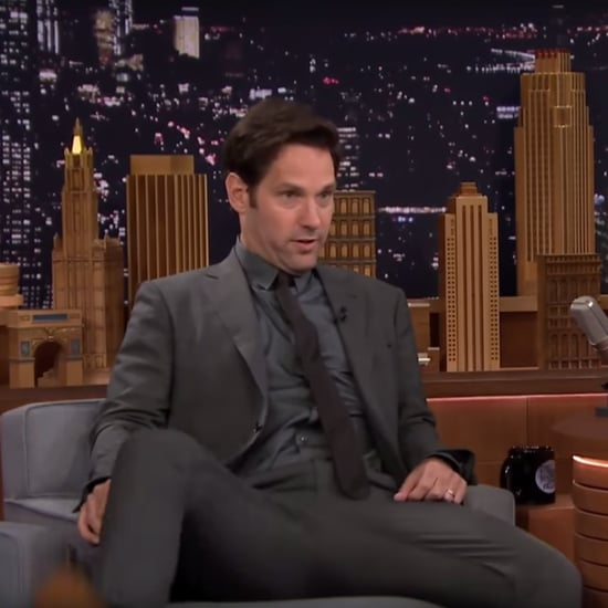 Paul Rudd Talks Flashing Michael Douglas