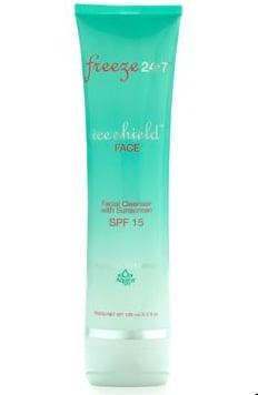 SPF Face Wash?