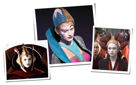 Manish Arora's Harlequin Princess is More Queen Naboo To Us