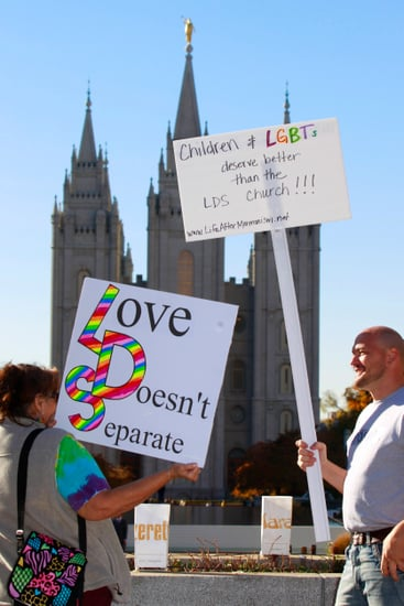 Mormons Leave Church Over Discriminatory Same-Sex Marriage Policy