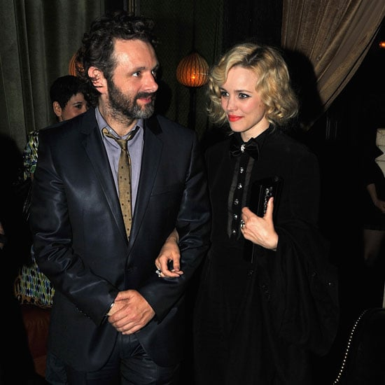 Rachel McAdams and Michael Sheen Pictures