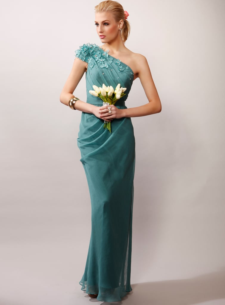 How about different dresses for bridesmaids – what's your opinion?