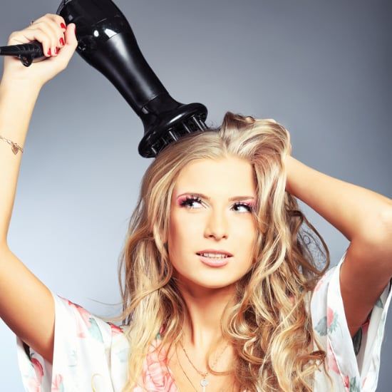 How to Dry Curly Hair Fast