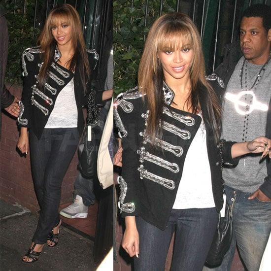 Celebrity Style: Beyonce