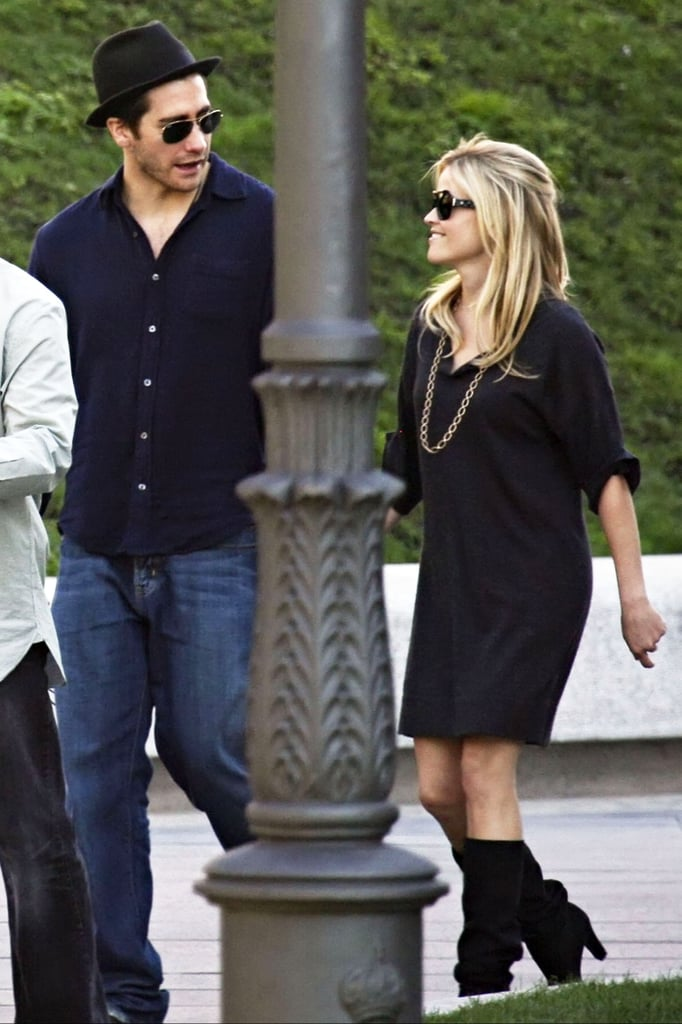 Reese and Jake in Madrid
