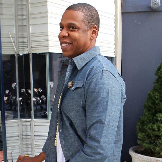 Jay-Z Shopping at Jacob & Co. Jewelers Pictures