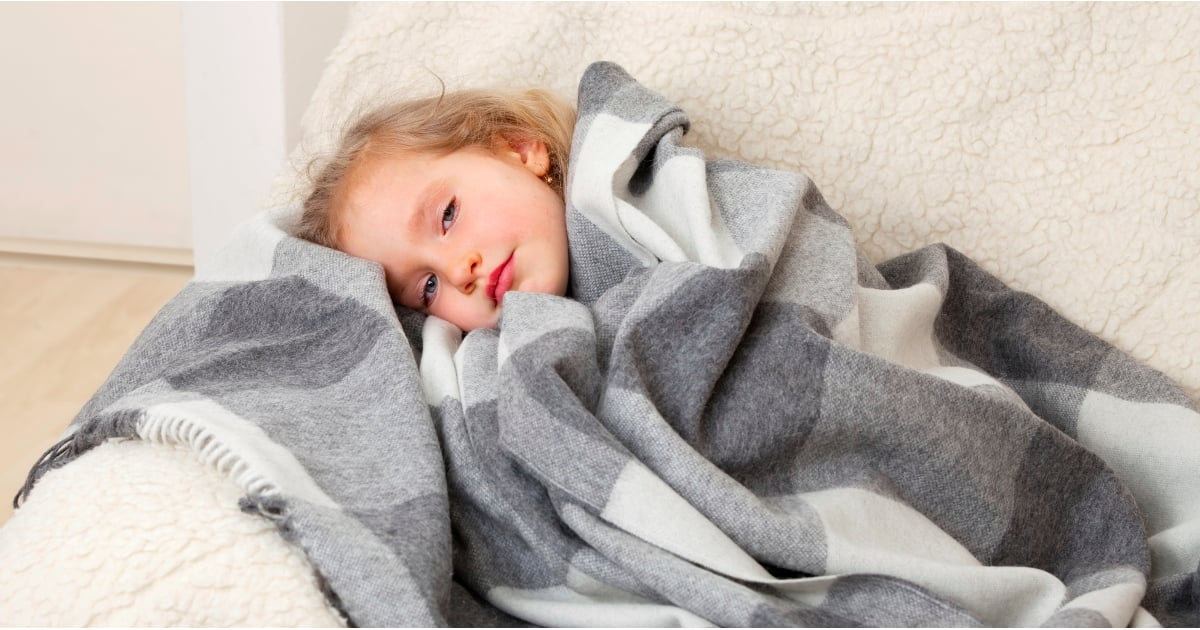 When To Keep Your Sick Child Home From School Popsugar Moms