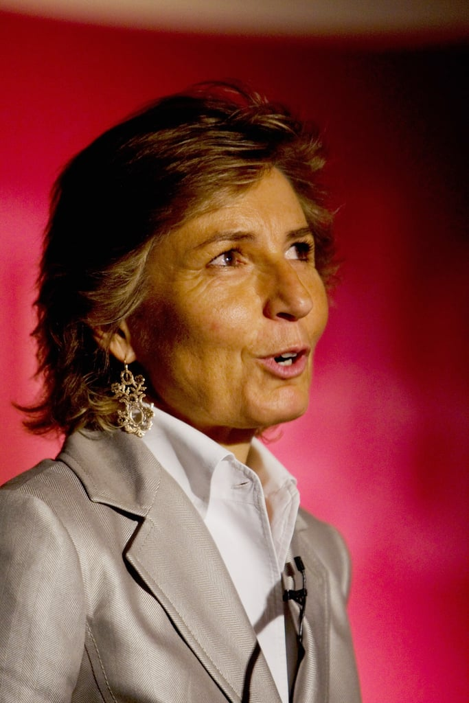 Ann Zegna, Image Director of Ermenegildo Zegna Group and President
