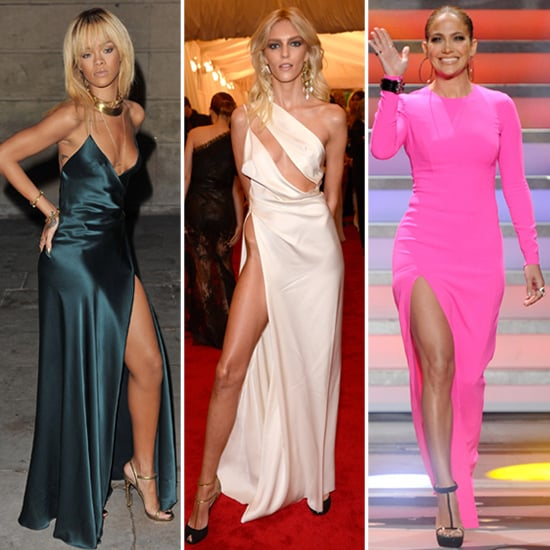 Risque Slits Take Over Hollywood! 10 Celeb Slits You Don't Want to Miss