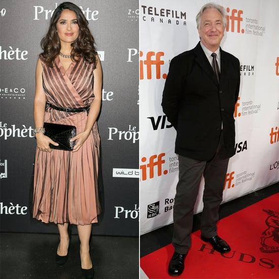 Latina Celebrities Mourn the Loss of Alan Rickman