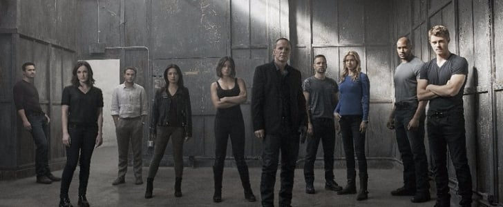 ABC Just Released Photos of Agents of S.H.I.E.L.D Season 3