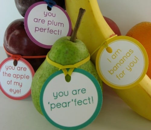 Printable Notes For Your Child's Lunch Bag