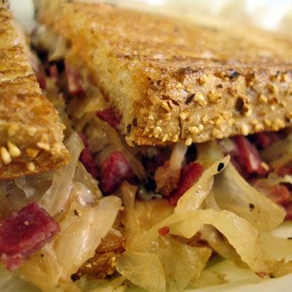 Recipe For Classic Reuben Sandwich