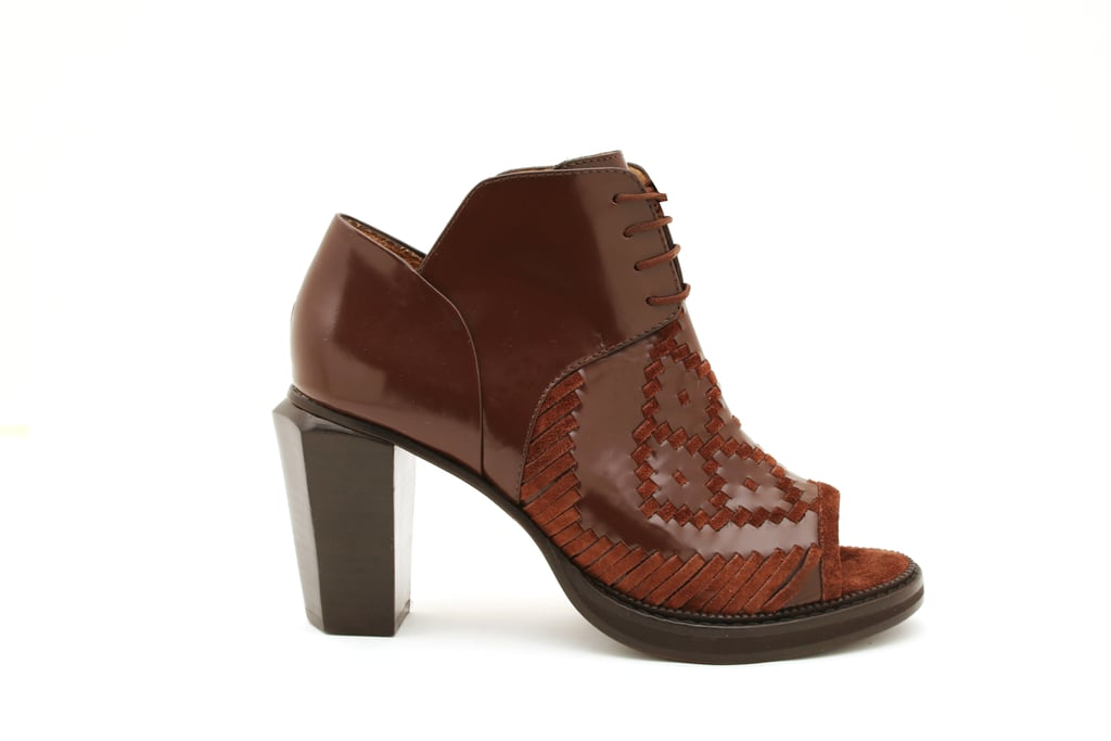 The Thakoon Addition Charlotte in brown. Photo courtesy of Thakoon Addition