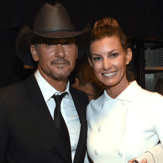Tim McGraw and Faith Hill at ACM Awards 2016