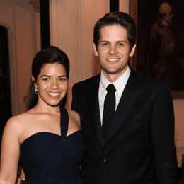 America Ferrera Wedding Pictures With Ryan Piers Williams