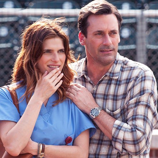 Lake Bell's Million Dollar Arm Interview on Jon Hamm (Video)