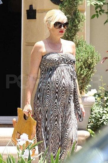 Gwen Stefani Looking Fab in Animal Print