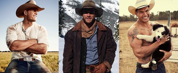 These Sexy Cowboys Will Make You Want to Saddle Up