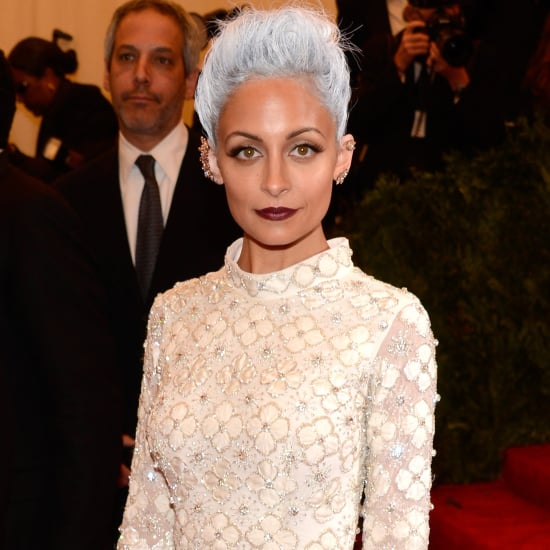 Nicole Richie on Met Gala 2013 Red Carpet