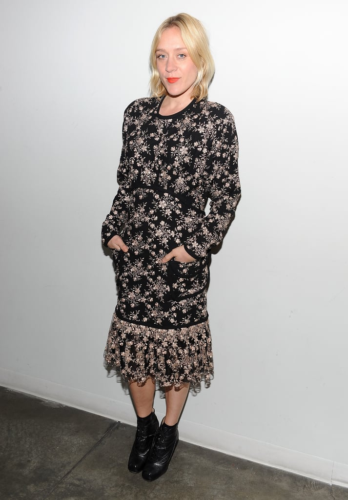 Chloë Sevigny in Rodarte at an LA screening of The Wait.