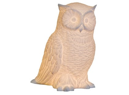 Love  It or Hate It? Owl Lamp