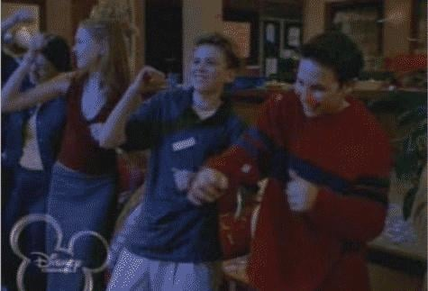 But Most Importantly, When Everyone Dances to 5ive in Smart House