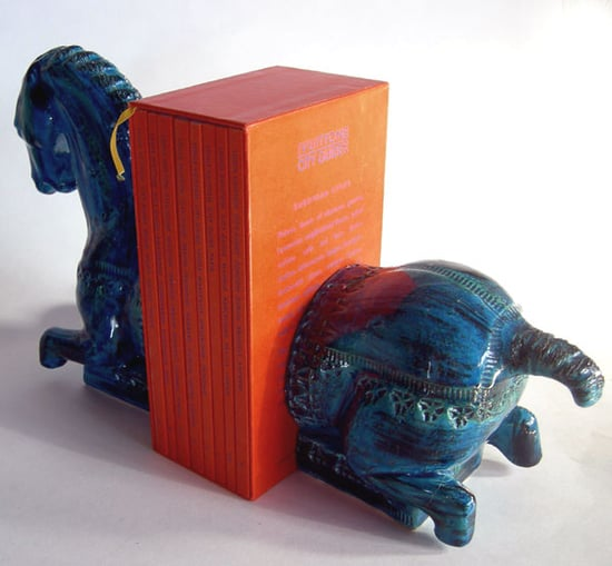 Love It or Hate It? Bitossi Bookends