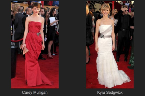 Play Our Fabulous Screen Actors Guild Awards Faceoff!
