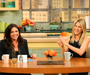Jennifer Aniston Tells Rachael Ray What She'd Do If She Didn't Act