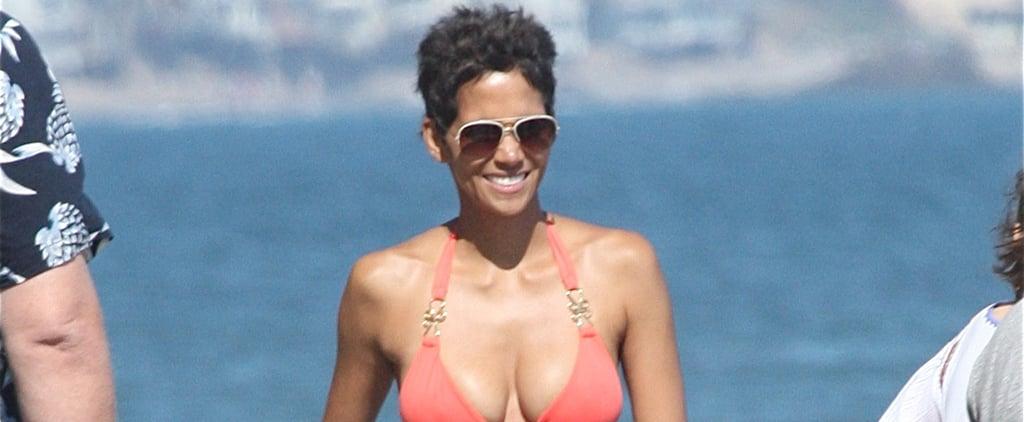 Halle Berry's Hottest Bikini Moments!