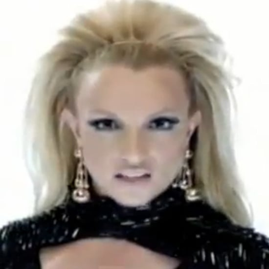 """Britney Spears's """"Scream and Shout"""" Music Video"""